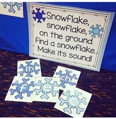 Alphabet sounds prepped and ready for January! We love using these each month! They are a great way to practice letter sounds and build… Snow Activities, Alphabet Activities, Literacy Activities, Preschool Alphabet, Letter Sound Activities, Preschool Phonics, Jolly Phonics, Literacy Stations, Literacy Centers