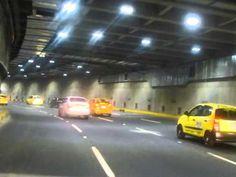 Tunel Mundialista de Noche - Boulevar del Rio - Avenida Colombia - Cali - 30/Junio/ 2013 - YouTube Cali Colombia, Youtube, Travel, June, Countries, Night, Cities, News, Viajes
