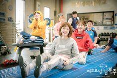 [역도요정 김복주] 현장포토 Weightlifting Kim Bok Joo, Kim Book, Swag Couples, Taiwan Drama, Lee Sung Kyung, Joo Hyuk, Japanese Drama, Korean Entertainment, Swagg