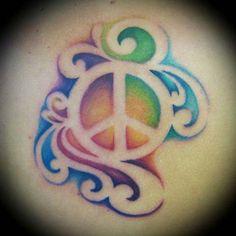 simbolo de la paz tatuaje - ALOjamiento de IMágenes