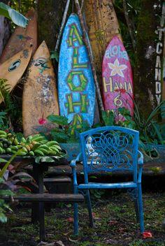 On the Road to Hana, Maui, Hawaii, (by Thorsten Scheuermann)