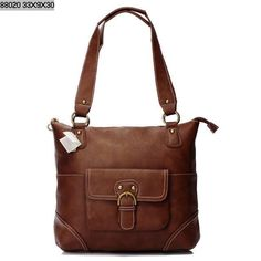 Coach Legacy Leather Pocket Shoulder Bag Brown [Coach-0536] - $53.39 : Coach Outlet Canada Online