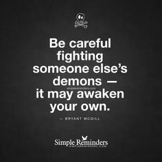 32 Best Demons Quote Images Thoughts Words Thinking About You