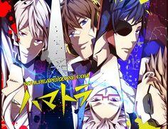 Download  Hamatora The Animation 2nd Season   Episodes 480p 60MB   720p 100MB MKV at Soulreaperzone.com
