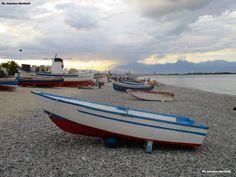 Arriva l'autunno sulla spiaggia dei pescatori! Ph. Salvatore Martilotti