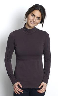Milker Stillshirt mit Stehkragen (Stillshirt) online kaufen   StillLeben