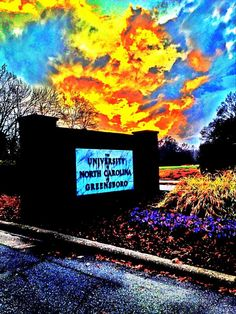 University of North Carolina Greensboro - UNCG