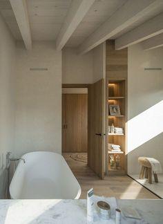 Modern Home Decor .Modern Home Decor Home Interior, Modern Interior Design, Bathroom Interior, Bathroom Trends, Bathroom Mirrors, Master Bathroom, Bathroom Ideas, Dream Bathrooms, Beautiful Bathrooms