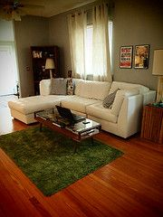 my midcentury meets ikea living room...love the couch, not so keen on coffee table though.