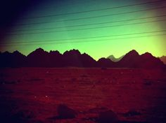sinai mountains egypt