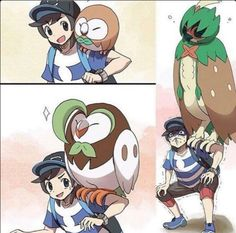 Lol now I wanna see one of these with Litten (#teamlitten)