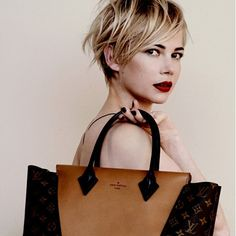 See Michelle Williams's Stunning Louis Vuitton Campaign