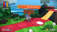 Paper Mario: Color Splash review  shuffle shuffle shuffle
