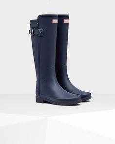Women's Original Refined Back Strap Rain Boots