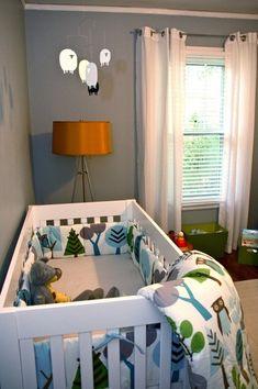 Grayson's Mod Nursery - Project Nursery