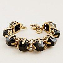 J. Crew ice cube bracelet, $65.00
