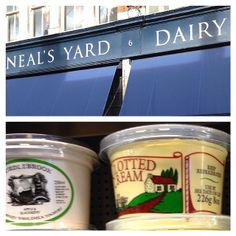 Neal's Yard Dairy - Borough Market - Londres