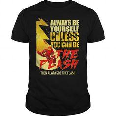 I Love Always be The Flash Shirt Shirts & Tees