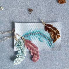Seed Bead Jewelry, Seed Bead Earrings, Beaded Earrings, Beaded Jewelry, Jewellery, Beading Patterns Free, Seed Bead Patterns, Art Perle, Indian Beadwork