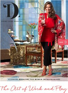 Magazine Home - Divine Living Magazine