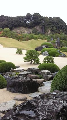 Learning to make A Good Zen Backyard Garden Steps to make a new Zen Garden. This particular simple Japanese-style patio or garden makes use of natural stone along with crushed stone to imitate the…MoreMore  #JapaneseGardens