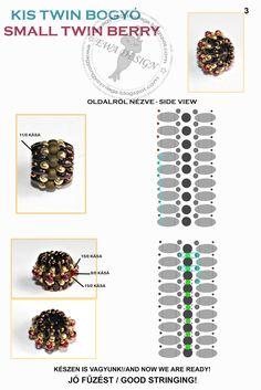 Biżuteria podejmowania podręczniki, samouczki miejsce spotkań: mała bliźniaka berry - Ewa