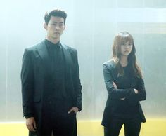 kdrama and let's fight ghost Bild
