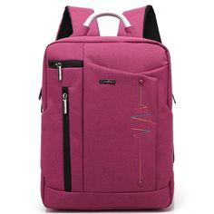 47.08$  Buy here - http://vitwo.justgood.pw/vig/item.php?t=dgnu9y253278 - Nylon Travel 14.4 Laptop Backpack School Rucksack Bag Satchel Pack Unisex Women 47.08$