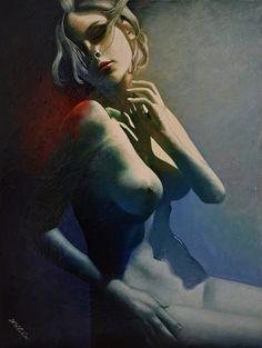 Alexander Shubin ~ origine russe peintre canadien