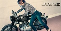 Joe's Jeans 2013 Spring Summer Ad Campaign