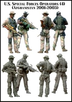 1:35     US special forces in Afghanistan