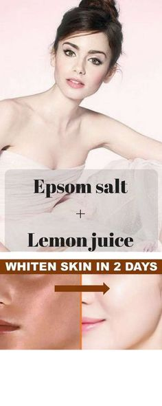 you need just 2 ingredients to get fair skin complexion in just 2 days