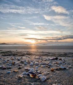Playa de Carnota (A Coruña) © Mis Lutier