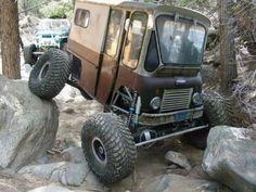 Mad COE truck