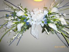 Custom Listing for cheryl  Elegant Calla by JulieButlerCreations, $180.00