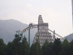 Looking for statistics on the fastest, tallest or longest roller coasters? Find it all and much more with the interactive Roller Coaster Database. Taiwan, Coaster Crazy, Aboriginal Culture, Roller Coasters, Tower Bridge, Adventure, Park, Travel, Viajes