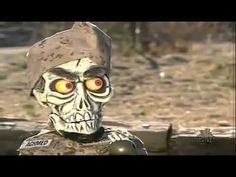 Jeff Dunham - Achmed in the Army