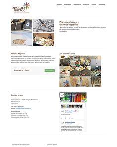 Webdesign - Design Garage in Essen