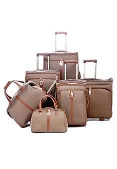 london fog oxford ii luggage collection - London Fog Luggage