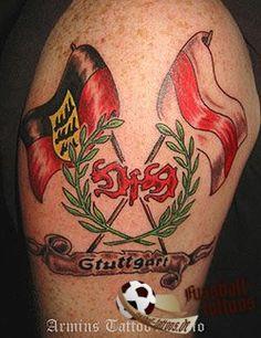 Die 8 Besten Bilder Von Ultra Tattoos Fussball Bvb Tattoo