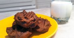Recipe: Dark Chocolate Avocado Cookies | Greatist.  One of our favorites.  I cut the sugar down and add puréed figs with a little almond/coconut milk.