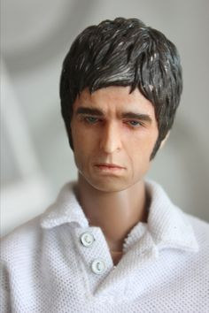 Noel Gallagher doll. MUST HAVE IT.