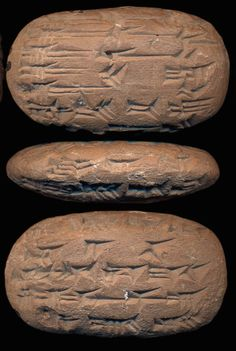 """ Medical Prescription from Ancient Mesopotamia This medical therapeutic text, inscribed in Akkadian cuneiform on a clay tablet small enough to fit into one's hand, prescribes various plants and herbs to treat an unknown illness. Aššur, Neo-Assyrian, c. 911-612 BCE"