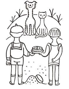 Preschool, Pdf, Comics, Short Stories, Literature, Studying, Pet Dogs, Kid Garden, Kindergarten