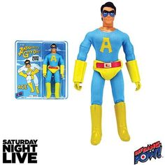 SNL The Ambiguously Gay Duo Ace 8-Inch Action Figure