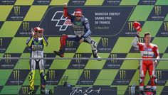 MOTOGP-  Jorge Lorenzo got a whiff of winning in Spain and now has claimed Le Mans as Lorenzo Land as well. For the second straight round Jorge Lorenzo has dominated a GP, although in France Marc Marquez showed signs of a full recovery with pole position. Lorenzo appeared strong again, despite saying that his third on the grid was one of the worst qualifying results of his career.