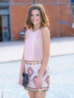 Mariana Corte-Real, Dancin Days (Joana Ribeiro) style