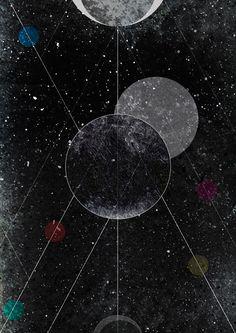 the universe by Teerayut Jarungrungruangcha
