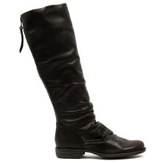 WILDOS-W by EOS. Put your best foot forward! This boot is crafted with soft leather and features a large side zip making it super easy to get on and off. Give casual looks solid grounding and pair them with denim, pants or textured leggings. 2.5 cm heel, Leather upper, unlined leg, Manmade sole. Long Boots, Knee High Boots, Soft Leather, Black Leather, Denim Pants, Casual Looks, Eos, Super Easy, Combat Boots