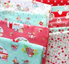 e9f6a3211ba Vintage Adventure fabric designed by Beverly McCullough for Riley Blake  Designs Riley Blake